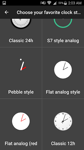 Always On Display for AMOLED Apps (apk) free download for Android/PC/Windows screenshot