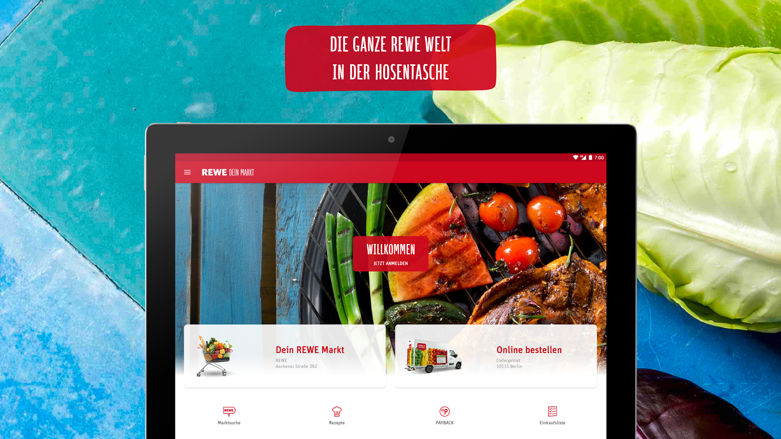 REWE Angebote & Lieferservice - Android Apps on Google Play