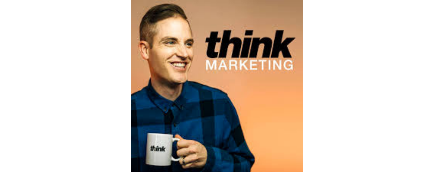 The Think Marketing Podcast  Podcasts logo