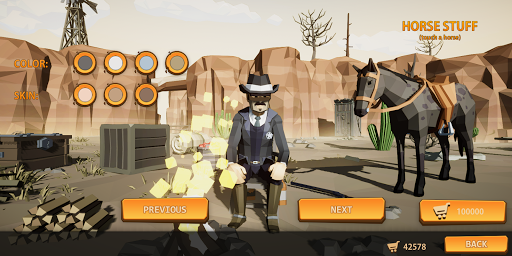 Outlaw! Wild West Cowboy - Western Adventure 0.9 screenshots 2