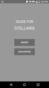 Guide for Stellaris - náhled