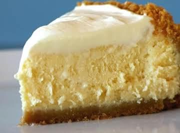 Summer Breeze Cheesecake