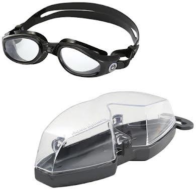 Aqua Sphere Kaiman Goggles - Black with Clear Lens alternate image 1