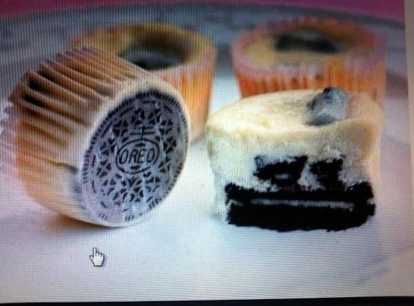 Cookies And Cream Cheesecakes Recipe