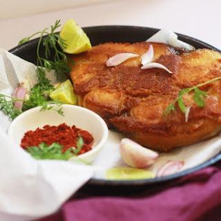 Fish Fry Masala recipe, Fish Masala Fry.