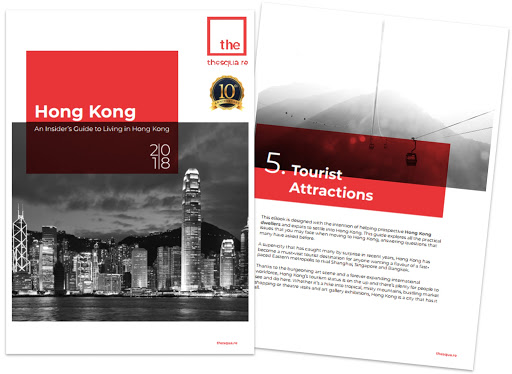 Hong Kong Relocation Guide - Tourist Attractions