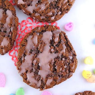 Raspberry Peanut Butter Cookies – Dairy Free + Gluten Free.