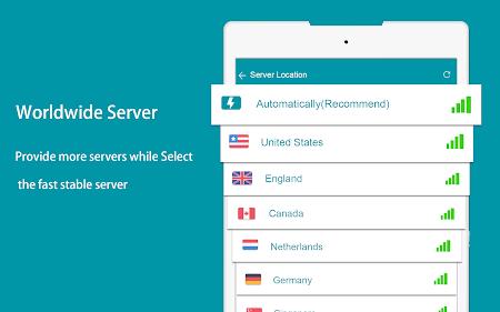 Thunder VPN - A Fast , Unlimited, Free VPN Proxy 2.4.3 screenshot 2092878