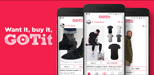 GOTit -  Social Shopping for PC