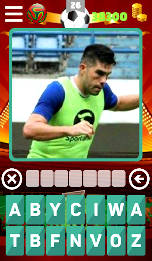 Guess Indonesian and World League Soccer Players screenshots 8