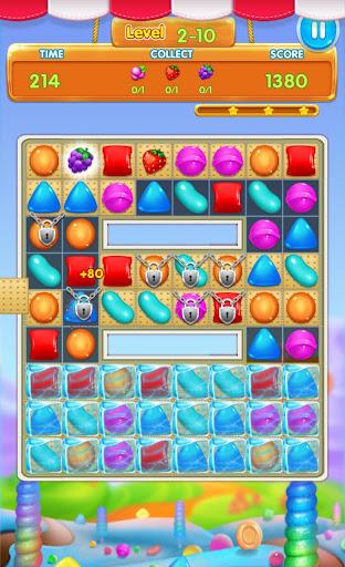 Candy Heroes Mania Legend 1.2 screenshots 4