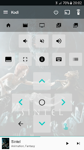 Yatse: Kodi remote- screenshot thumbnail