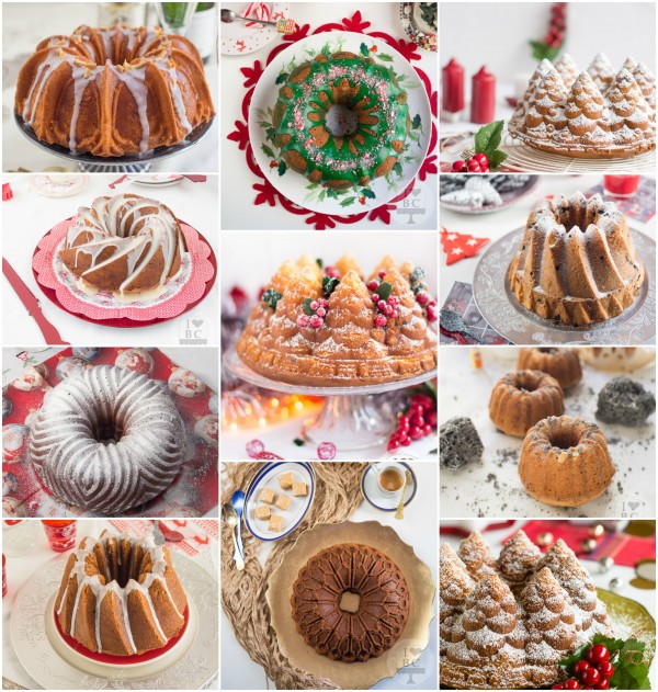 Recopilatorio Bundt Cakes