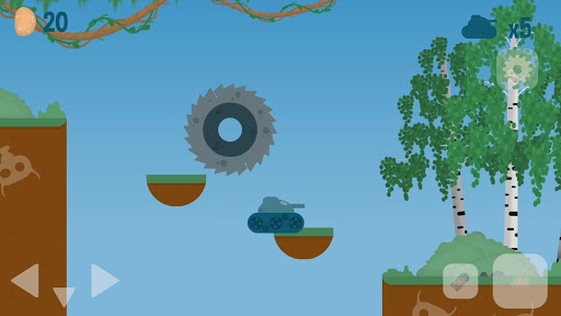 Potatoes Tank - Stars of Vikis android2mod screenshots 8
