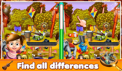 Mystery Spot The Differences v1.0.1