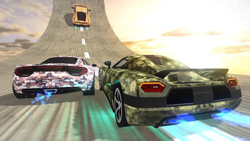 Real Rush Racing: super lightning cars gt stunts apktreat screenshots 1