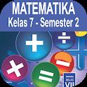 Buku Matematika Kelas 7 Semester 2 Kurikulum 2013 icon