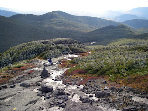 Photo: Mount Redfield from near the summit of Mount Marcy.