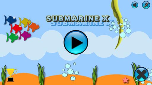 Submarine X