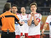 9 ou 10 ? Van der Bruggen (FC Courtrai) reçoit la suspension la plus bizarre de la saison