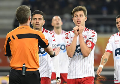 """9 of 10? Van der Bruggen (KV Kortrijk) krijgt bizarste schorsing van het seizoen: """"Heel ambetant"""""""