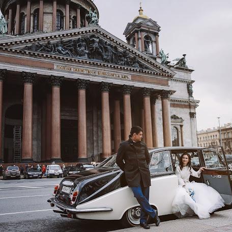 Wedding photographer Kirill Chekhodarov (Chekhodarov). Photo of 25.11.2017