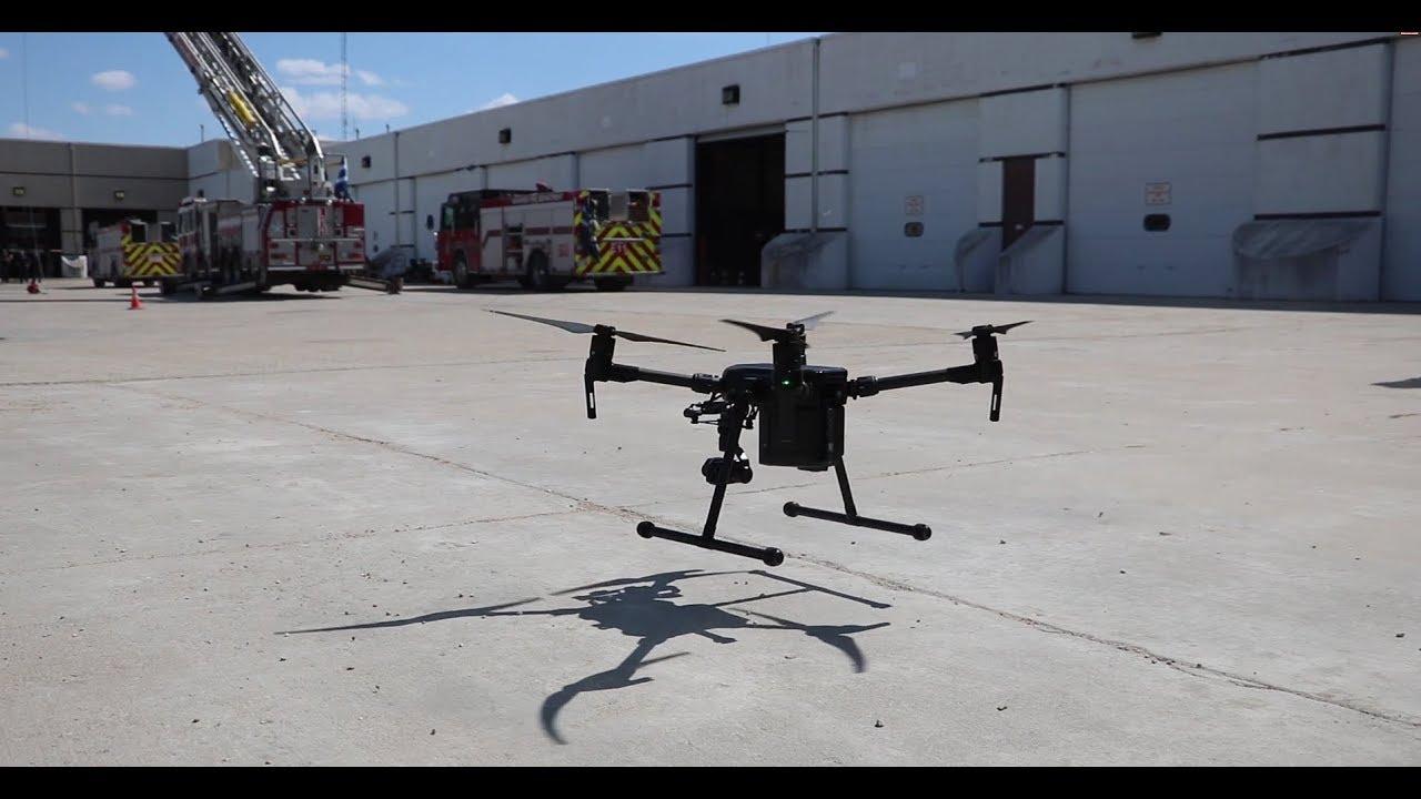 Winnipeg Police Drones