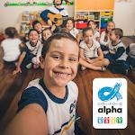 Colégio Alpha Objetivo App icon