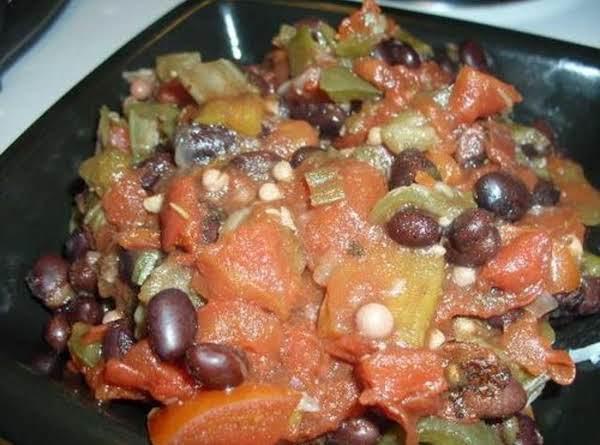 Easy Vegetable Gumbo Recipe