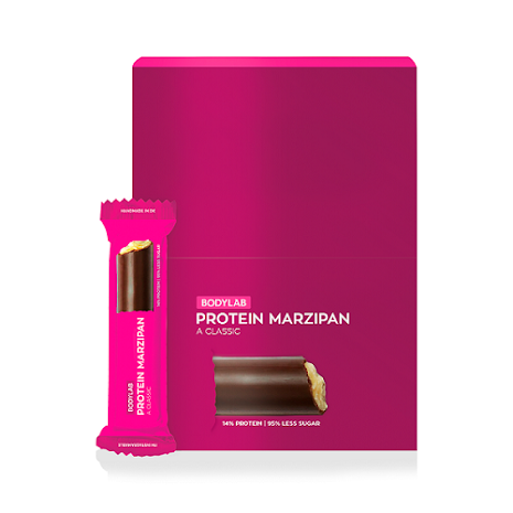 Bodylab Protein Marzipan - 12st