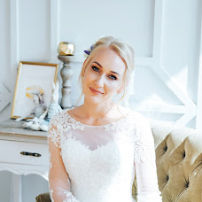 Wedding photographer Marina Timofeeva (marinatimofeeva). Photo of 26.09.2018