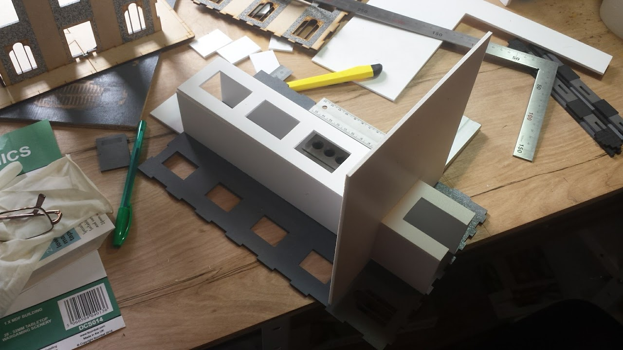 Build & Review: TT Combat's Lincoln Building with