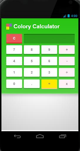 Colory Calculator