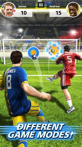 Télécharger Gratuit Football Soccer 2019: FIFA Soccer World Cup Game APK MOD (Astuce) screenshots 2