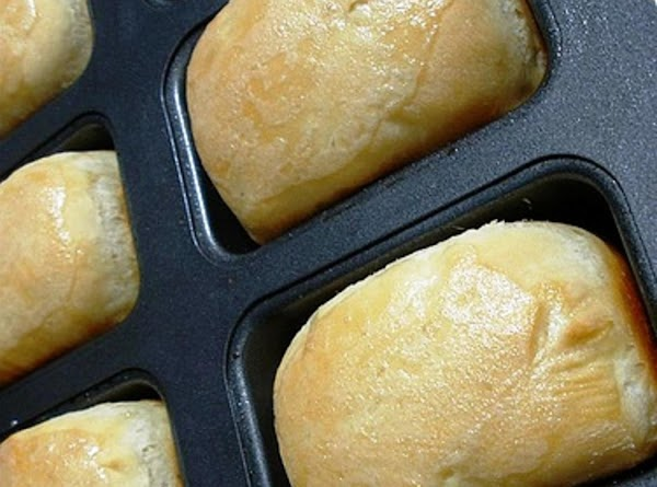 Little Loaves For Gift Baskets Recipe