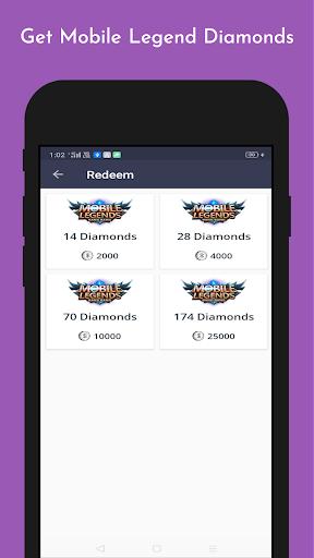 mGamer - Win Free Diamonds, UC, Royal Pass & Cash  screenshots 7