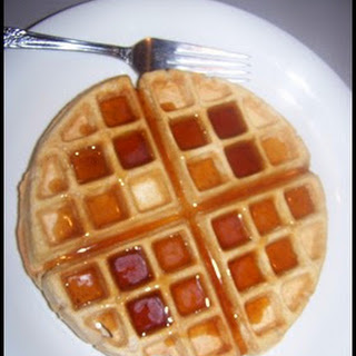"""""""Buttermilk"""" Waffles"""