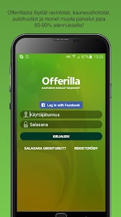 Offerilla- screenshot thumbnail