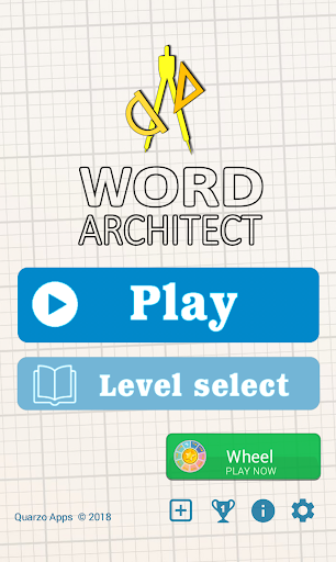 Word Architect - More than a crossword 1.0.2 screenshots 1