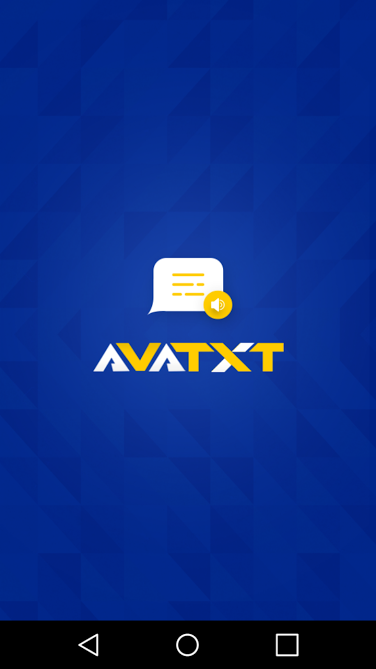 AVATXT -Audio, Voice, & Text, Translate, Messenger- screenshot