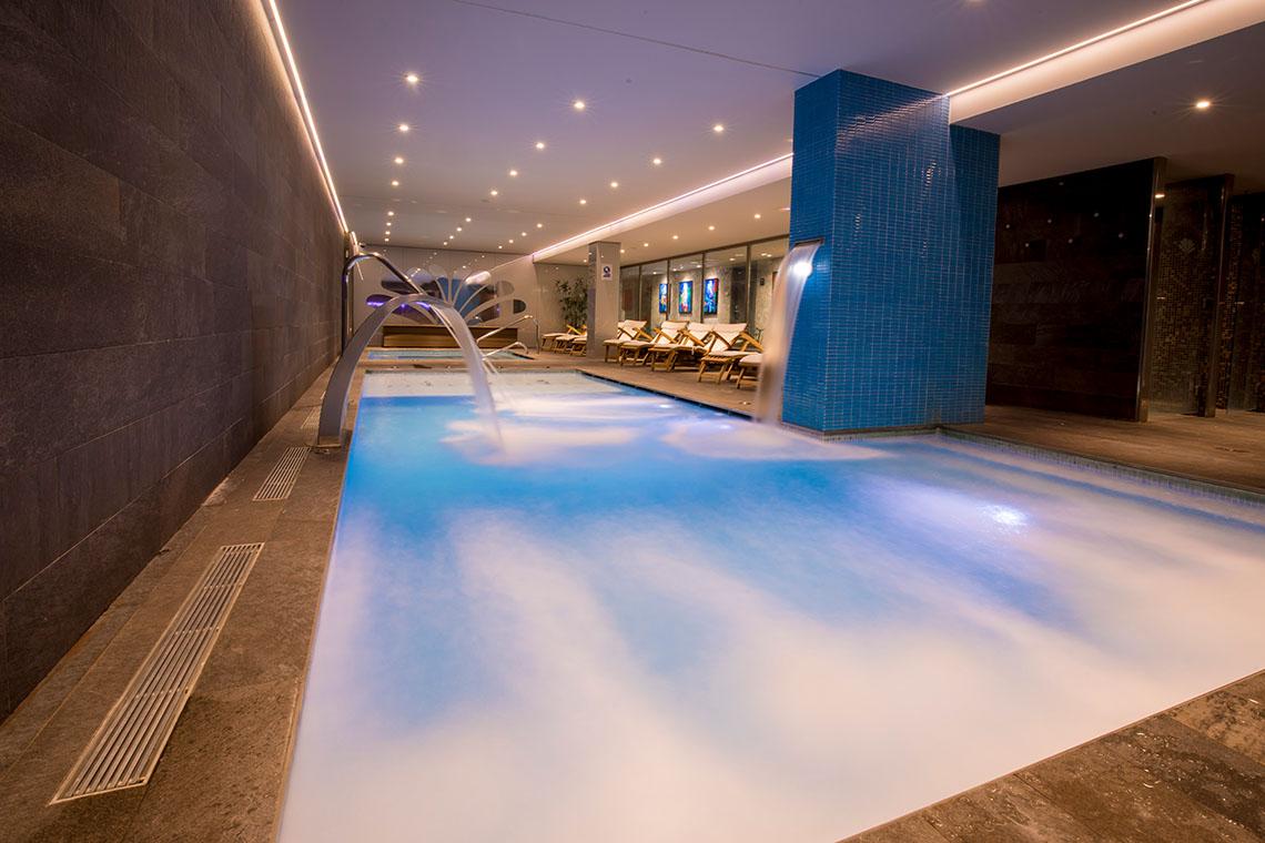 Hotel con spa en Andorra