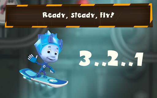 玩免費街機APP|下載Fixie Fly endless runner games app不用錢|硬是要APP