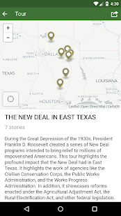 East Texas History 2.0- screenshot thumbnail