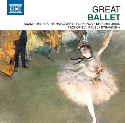 """Photo: Jubiläumsbox """"Great Ballet"""" Königliches Ballett"""