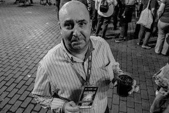 Photo: Jameson con cola, segunda bebida oficial #Naukas15.