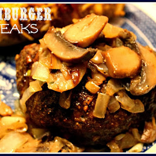 Hamburger Steaks!