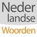 Nederlandse woorden icon