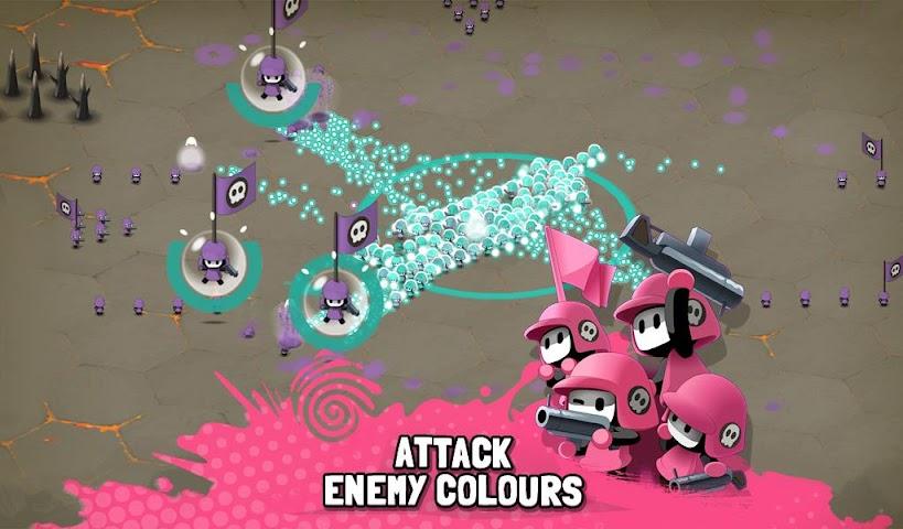 android Tactile Wars Screenshot 5