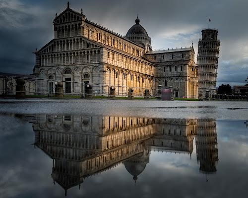 Un miracolo vederla vuota..Piazza dei Miracoli, Pisa di maxlazzi