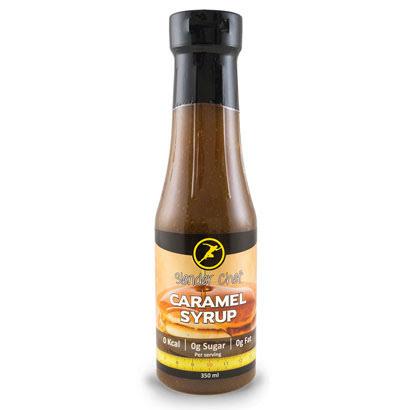Slender Chef Syrup - Caramel Syrup